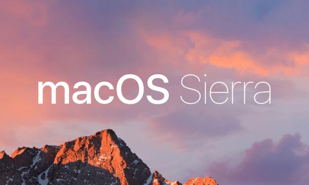 Comment créer une clé d'installation USB amorçable pour macOS Sierra