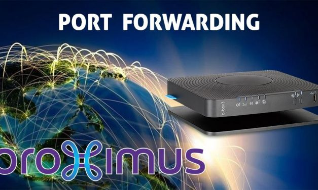 Mappage de port B-Box 3 Proximus