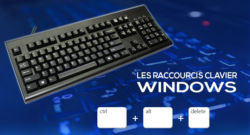 Raccourcis Windows