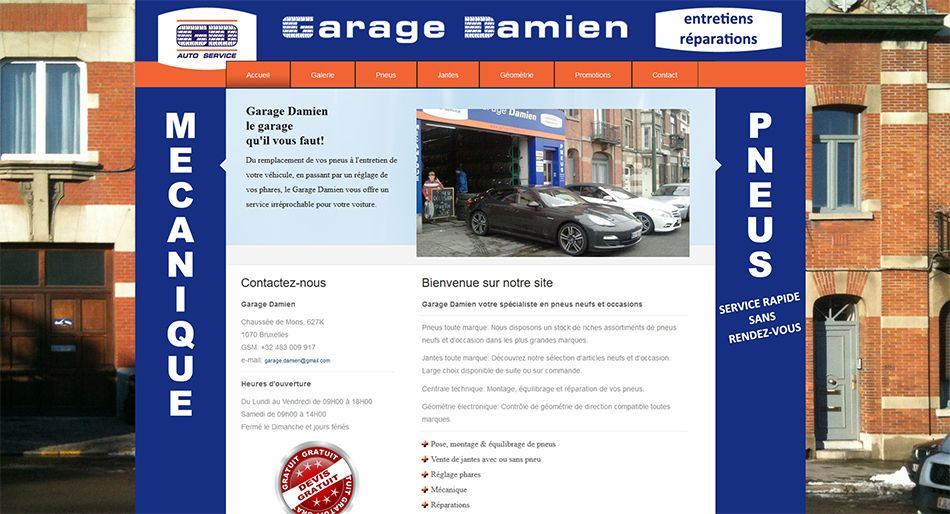 Photo of Garage Damien