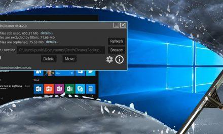 Nettoyer les mises à jour de Windows