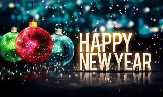 Bonne année 2018 à tous !