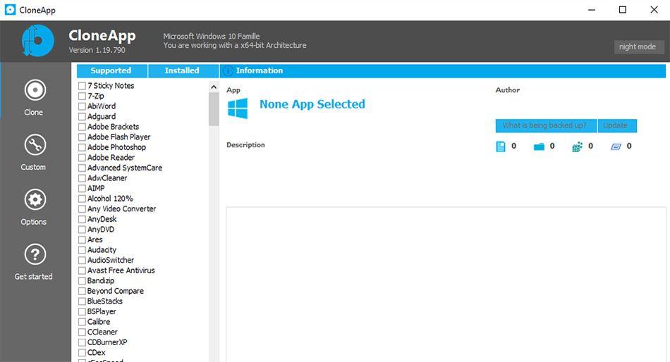 Photo of Comment sauvegarder et transférer les paramètres de vos programmes Windows sur un nouveau PC avec CloneApp