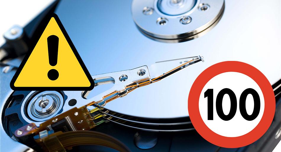 Photo of Comment faire pour empêcher l'utilisation du disque dur à 100%