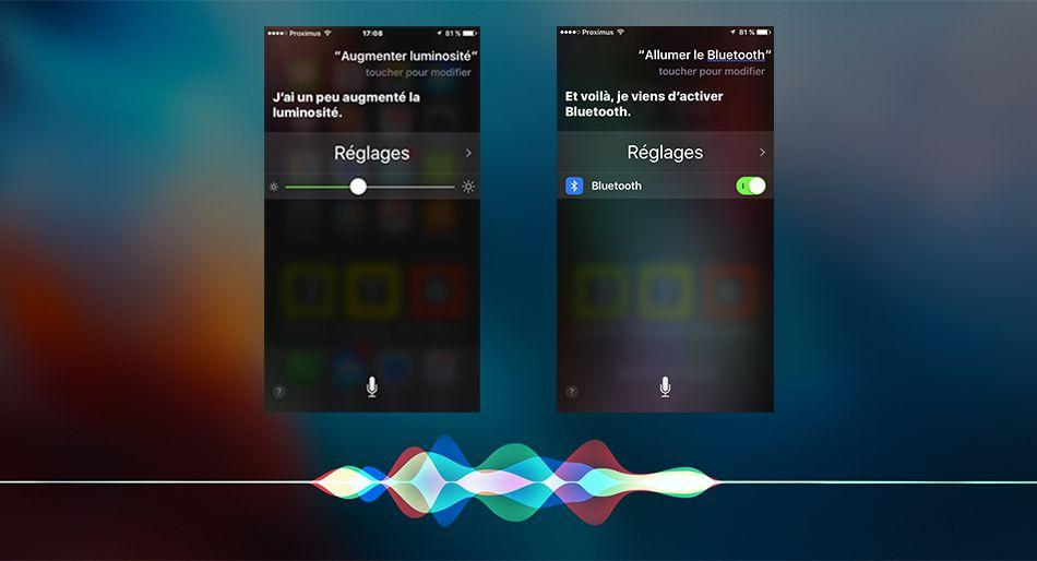 Photo of Comment faire pour modifier les paramètres Iphone via Siri