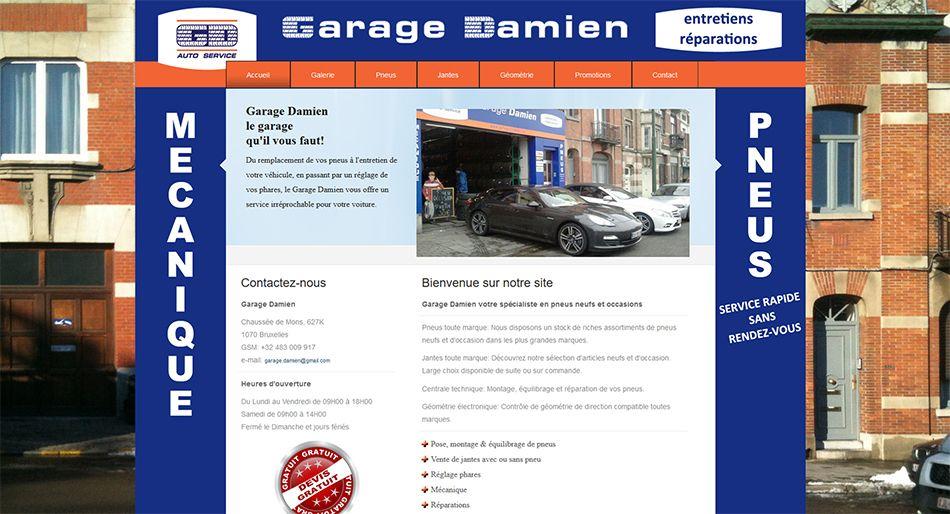 Photo of Garage Damien